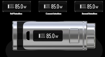 Eleaf iStick Pico 25 - Display